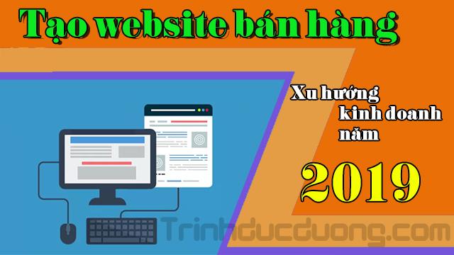 Tại sao cần phải thiết kế thiết kế Website bán hàng