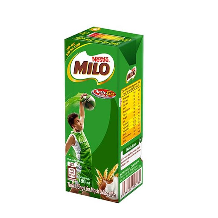Sữa tươi Milo