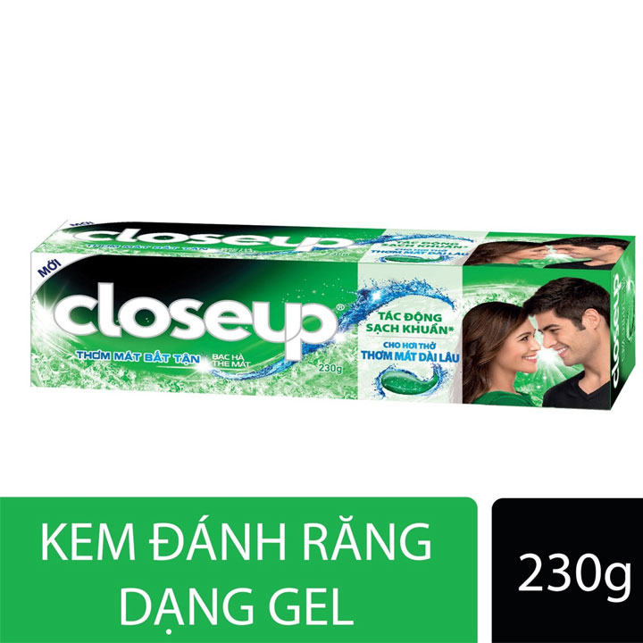 Kem đánh răng Close Up 160g