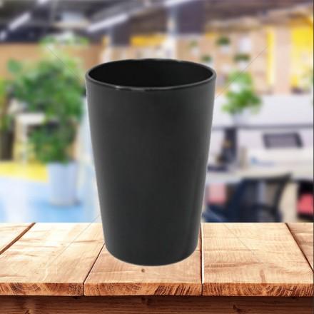 cốc nhựa đen