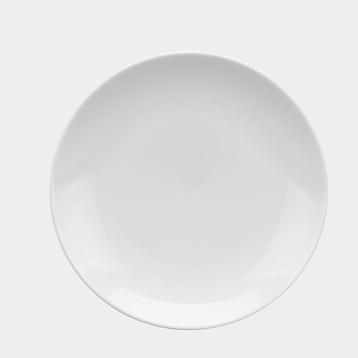 đĩa sứ hình tròn cao cấp