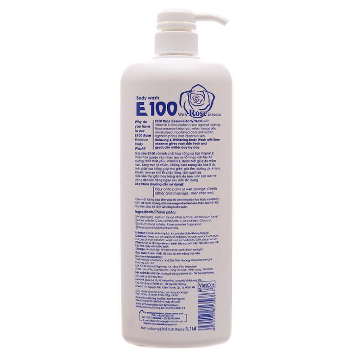 Sữa tắm E100 sieuthianhduong.com