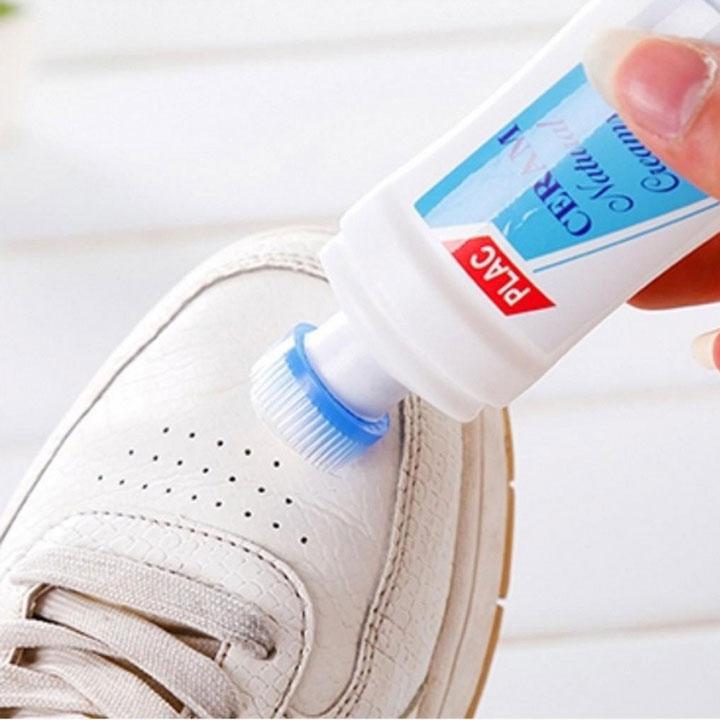 tẩy trắng giày